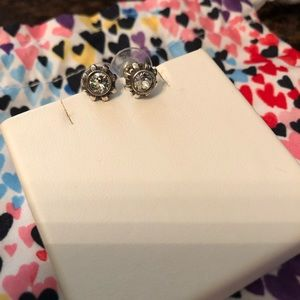Brighton Dazzler mini post earrings